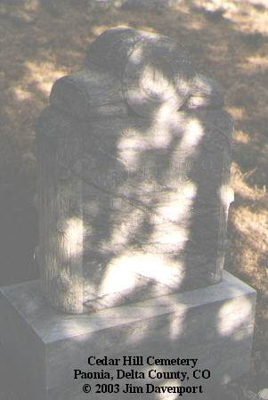 BENTLEY, CHESTER P. - Delta County, Colorado | CHESTER P. BENTLEY - Colorado Gravestone Photos