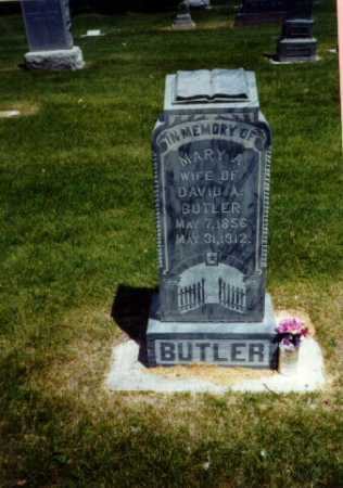 BUTLER, MARY - Delta County, Colorado | MARY BUTLER - Colorado Gravestone Photos