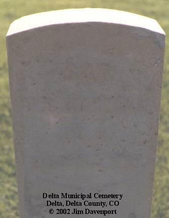 CORNELL, D.B. - Delta County, Colorado   D.B. CORNELL - Colorado Gravestone Photos