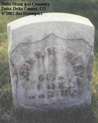 CROWLEY, JOHN P. - Delta County, Colorado   JOHN P. CROWLEY - Colorado Gravestone Photos