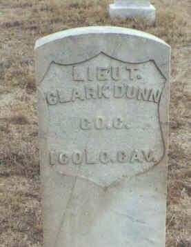 DUNN, CLARK - Delta County, Colorado | CLARK DUNN - Colorado Gravestone Photos