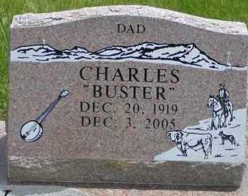 "GRAY, CHARLES ""BUSTER"" - Delta County, Colorado | CHARLES ""BUSTER"" GRAY - Colorado Gravestone Photos"