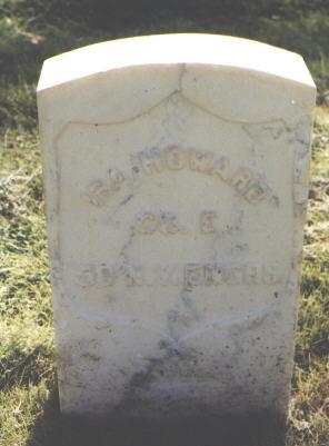 HOWARD, IRA - Delta County, Colorado   IRA HOWARD - Colorado Gravestone Photos