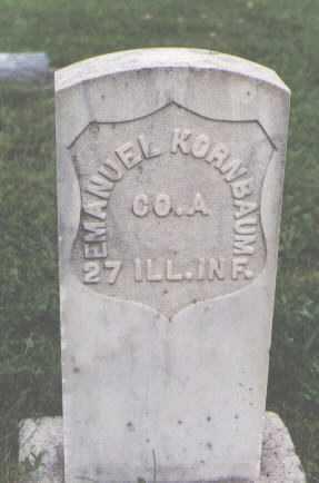 KORNBAUM, EMANUEL - Delta County, Colorado   EMANUEL KORNBAUM - Colorado Gravestone Photos