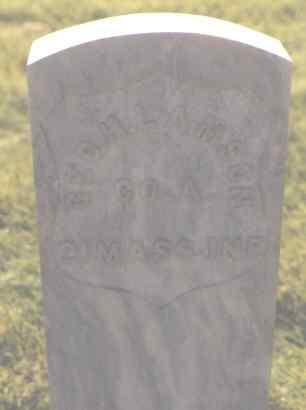 LAMSON, GEO. H. - Delta County, Colorado   GEO. H. LAMSON - Colorado Gravestone Photos
