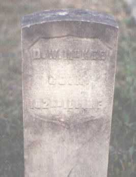 MCKEE, D. W. - Delta County, Colorado | D. W. MCKEE - Colorado Gravestone Photos