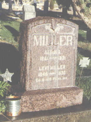 MILLER, ALICE A. - Delta County, Colorado | ALICE A. MILLER - Colorado Gravestone Photos