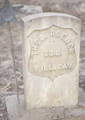 ROEBER, THEO. - Delta County, Colorado | THEO. ROEBER - Colorado Gravestone Photos