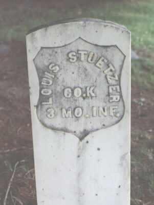 STUETZER, LOUIS - Delta County, Colorado | LOUIS STUETZER - Colorado Gravestone Photos