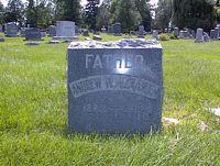 ALEXANDER, ANDREW WALLACE - Denver County, Colorado | ANDREW WALLACE ALEXANDER - Colorado Gravestone Photos