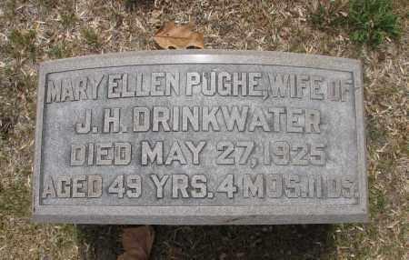 PUGHE DRINKWATER, MARY ELLEN - Denver County, Colorado | MARY ELLEN PUGHE DRINKWATER - Colorado Gravestone Photos