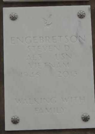 ENGEBRETSON, STEVEN D - Denver County, Colorado | STEVEN D ENGEBRETSON - Colorado Gravestone Photos