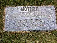 SALTER GUEST, IDA MAE ALEXANDER - Denver County, Colorado | IDA MAE ALEXANDER SALTER GUEST - Colorado Gravestone Photos