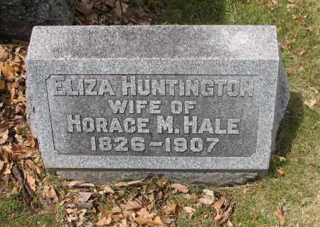 HALE, ELIZA - Denver County, Colorado   ELIZA HALE - Colorado Gravestone Photos