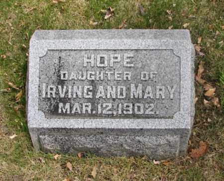 HALE, HOPE - Denver County, Colorado | HOPE HALE - Colorado Gravestone Photos