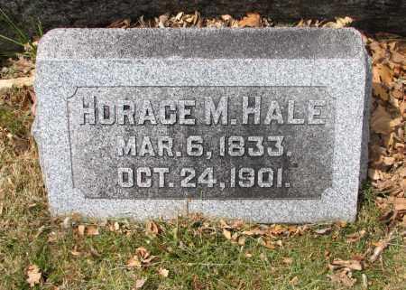 HALE, HORACE M. - Denver County, Colorado   HORACE M. HALE - Colorado Gravestone Photos