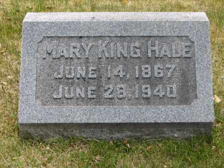 HALE, MARY - Denver County, Colorado | MARY HALE - Colorado Gravestone Photos