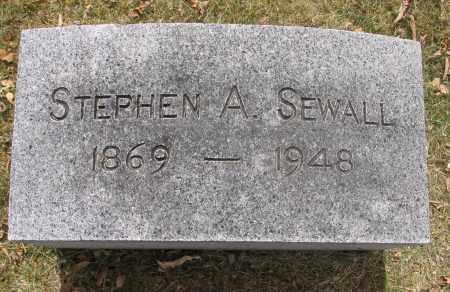 SEWALL, STEPHEN A. - Denver County, Colorado | STEPHEN A. SEWALL - Colorado Gravestone Photos