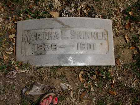 SKINNER, MARTHA L. - Denver County, Colorado | MARTHA L. SKINNER - Colorado Gravestone Photos