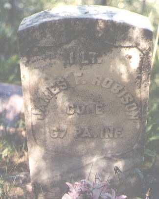 ROBISON, JAMES F. - Dolores County, Colorado   JAMES F. ROBISON - Colorado Gravestone Photos