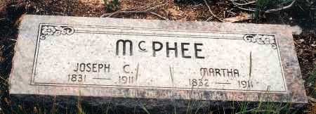 MCPHEE, JOSEPH C - Eagle County, Colorado | JOSEPH C MCPHEE - Colorado Gravestone Photos