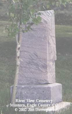 SHYTTE, MARY - Eagle County, Colorado | MARY SHYTTE - Colorado Gravestone Photos