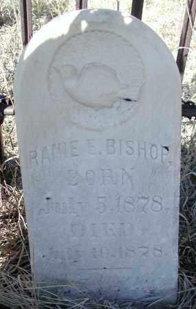 BISHOP, RANIE E - Elbert County, Colorado   RANIE E BISHOP - Colorado Gravestone Photos