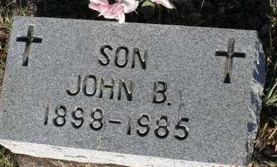 CALKUM, JOHN B. - Elbert County, Colorado | JOHN B. CALKUM - Colorado Gravestone Photos