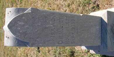 CHENOWETH, ISAAC - Elbert County, Colorado | ISAAC CHENOWETH - Colorado Gravestone Photos