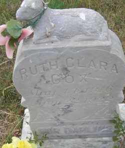 COX, RUTH CLARA - Elbert County, Colorado | RUTH CLARA COX - Colorado Gravestone Photos