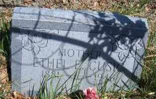 CUSIC, ETHEL E. - Elbert County, Colorado | ETHEL E. CUSIC - Colorado Gravestone Photos
