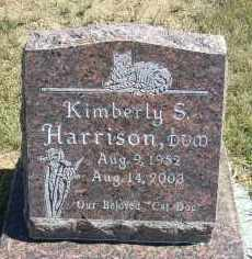 HARRISON, KIMBERLY S., DVM - Elbert County, Colorado   KIMBERLY S., DVM HARRISON - Colorado Gravestone Photos