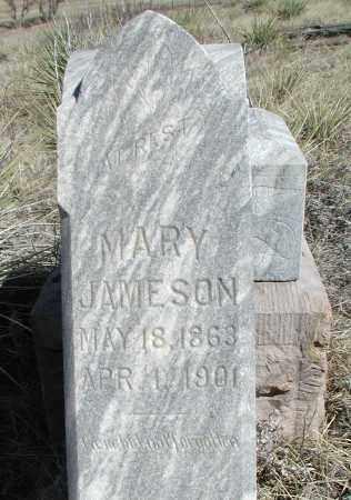 JAMESON, MARY - Elbert County, Colorado   MARY JAMESON - Colorado Gravestone Photos