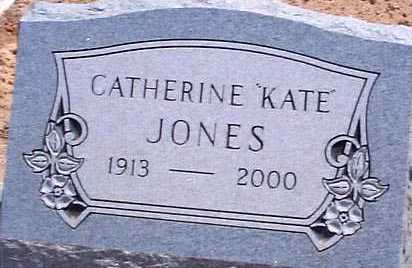 JONES, CATHERINE - Elbert County, Colorado | CATHERINE JONES - Colorado Gravestone Photos