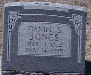 JONES, DANIEL S. - Elbert County, Colorado | DANIEL S. JONES - Colorado Gravestone Photos