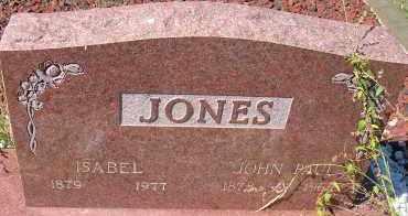 JONES, JOHN PAUL - Elbert County, Colorado   JOHN PAUL JONES - Colorado Gravestone Photos