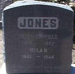 JONES, VIOLA R. - Elbert County, Colorado | VIOLA R. JONES - Colorado Gravestone Photos