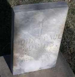 KOCHIS, JOHN - Elbert County, Colorado   JOHN KOCHIS - Colorado Gravestone Photos