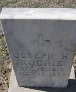 KOCHIS, JOSEPH - Elbert County, Colorado   JOSEPH KOCHIS - Colorado Gravestone Photos