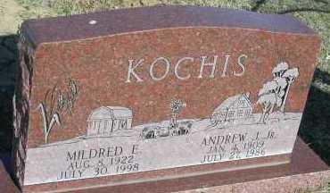 KOCHIS, ANDREW J., JR. - Elbert County, Colorado | ANDREW J., JR. KOCHIS - Colorado Gravestone Photos