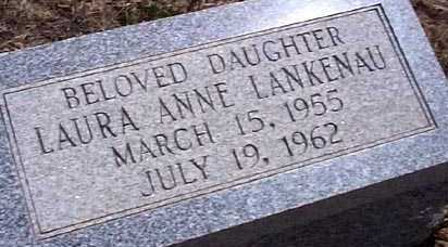 LANKENAU, LAURA ANNE - Elbert County, Colorado | LAURA ANNE LANKENAU - Colorado Gravestone Photos