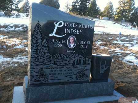 LINDSEY, JAMES KURTIS (JIMMY) - Elbert County, Colorado   JAMES KURTIS (JIMMY) LINDSEY - Colorado Gravestone Photos