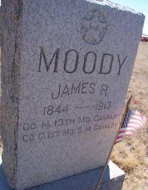 MOODY, JAMES R. - Elbert County, Colorado | JAMES R. MOODY - Colorado Gravestone Photos
