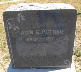 PUTNAM, ADIN G. - Elbert County, Colorado | ADIN G. PUTNAM - Colorado Gravestone Photos