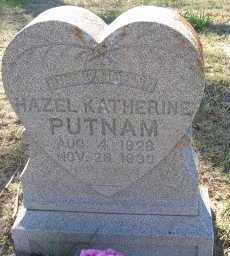 PUTNAM, HAZEL KATHERINE - Elbert County, Colorado   HAZEL KATHERINE PUTNAM - Colorado Gravestone Photos