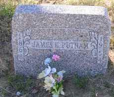 PUTNAM, JAMES E. - Elbert County, Colorado   JAMES E. PUTNAM - Colorado Gravestone Photos