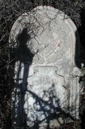 REED, ELIJAH M - Elbert County, Colorado | ELIJAH M REED - Colorado Gravestone Photos