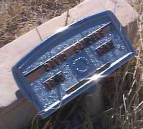 SANDERS, DAVID - Elbert County, Colorado   DAVID SANDERS - Colorado Gravestone Photos