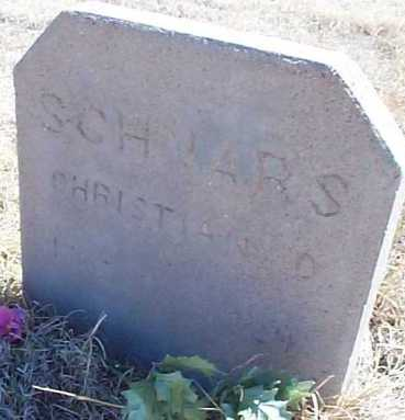 SCHNARS, CHRISTIAN D. - Elbert County, Colorado | CHRISTIAN D. SCHNARS - Colorado Gravestone Photos