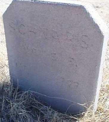 SCHNARS, MYRTLE E. - Elbert County, Colorado | MYRTLE E. SCHNARS - Colorado Gravestone Photos